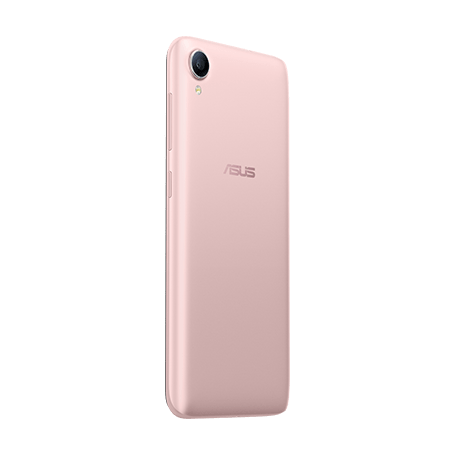 ZenFone Live (L1) (ZA550KL) ピンク angled-backサムネイル