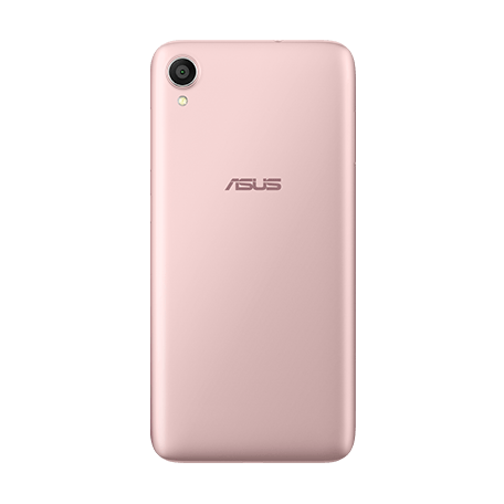 ZenFone Live (L1) (ZA550KL) ピンク backサムネイル