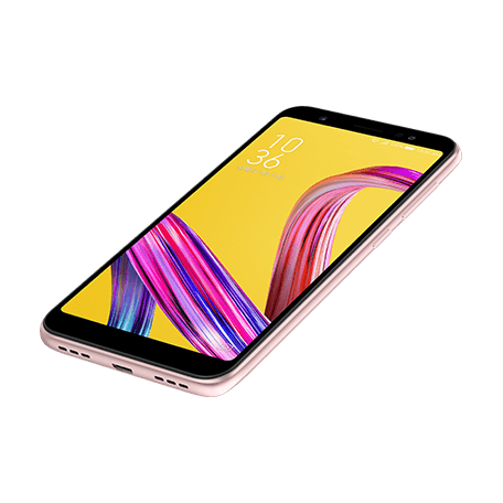 ZenFone Live (L1) (ZA550KL) ピンク underサムネイル